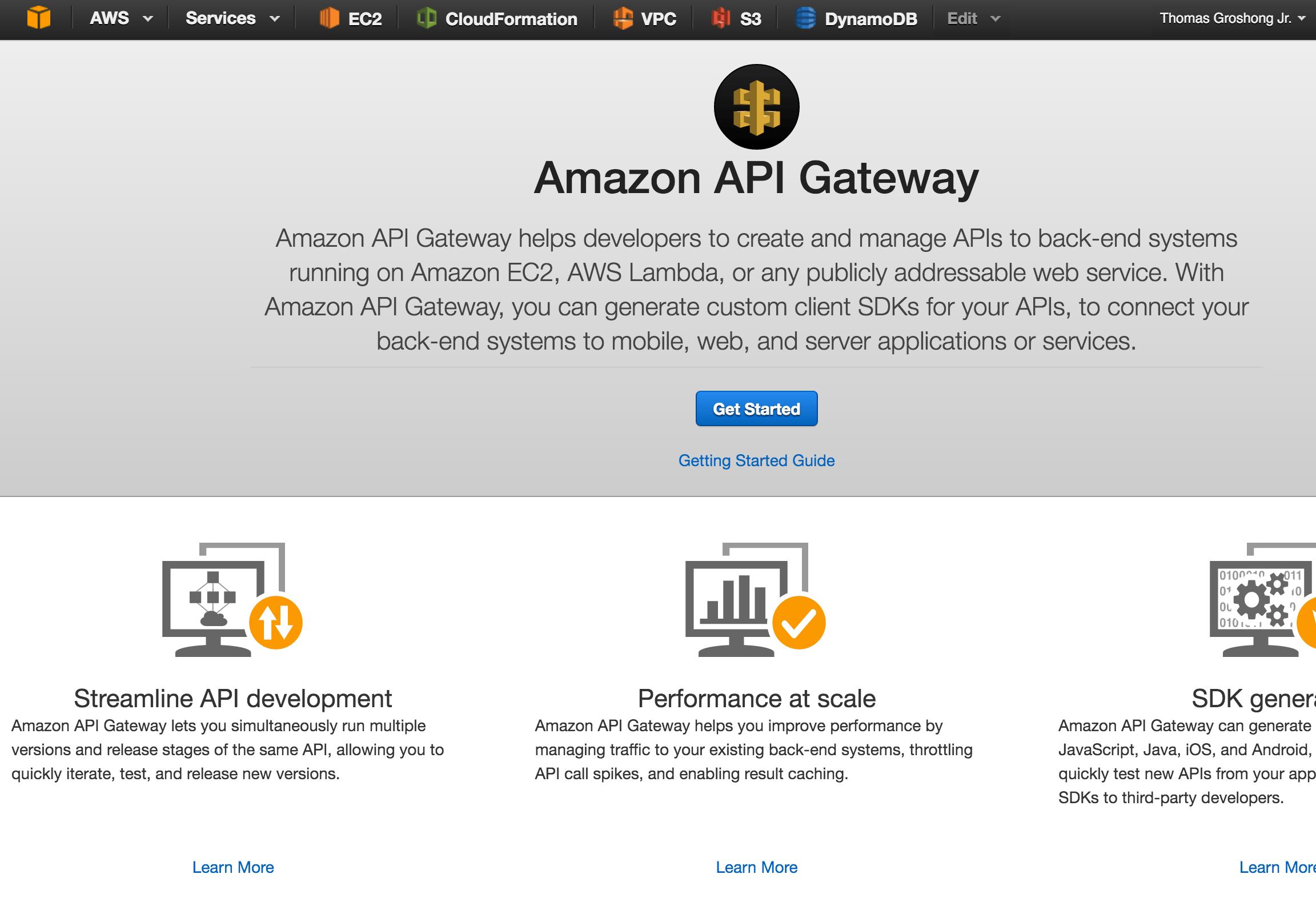 Forms to Emails using AWS Lambda + API Gateway + SES